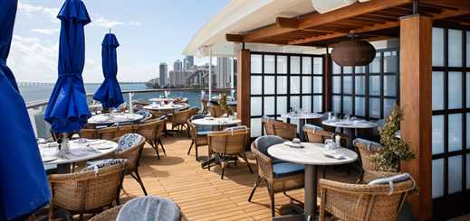 YSA Design redesigns Regent Seven Seas Cruises dining venue