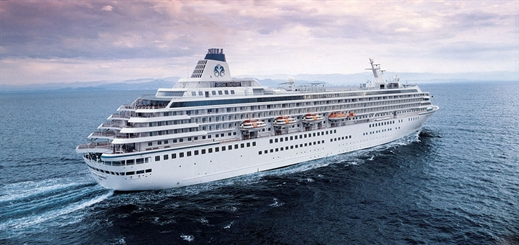 Crystal Cruises offers virtual cruise experience