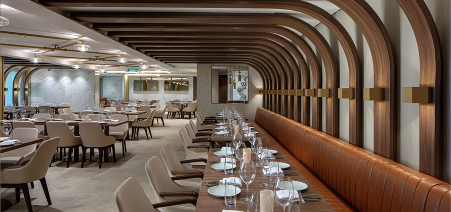 Designing cruise ship interiors the DADO way