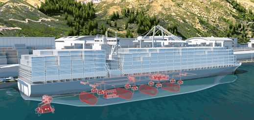 ABB and HDF to manufacture fuel cell system for ships