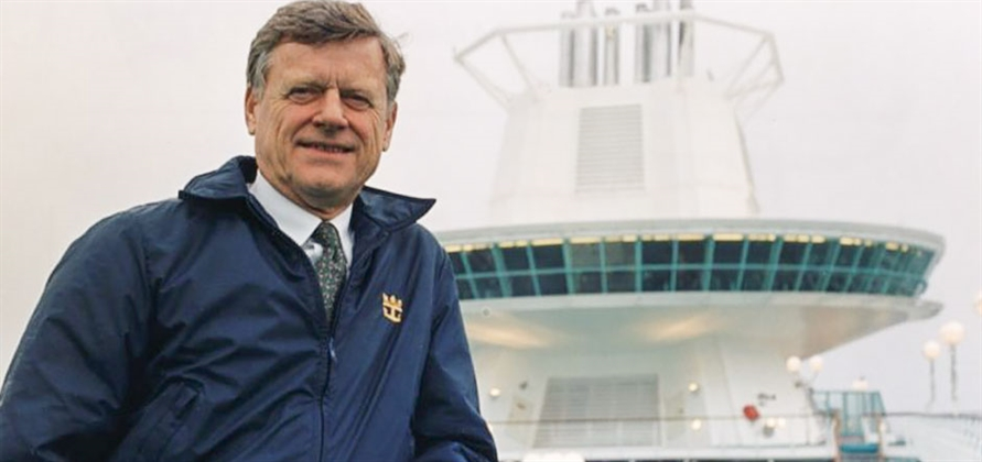 Royal Caribbean founder Arne Wilhelmsen passes away