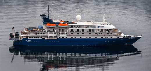 Poseidon Expeditions renews contract for Sea Spirit