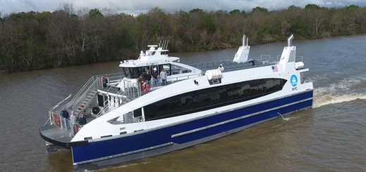 NYC Ferry receives new catamaran ferries