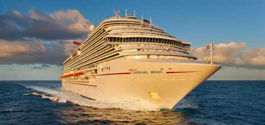 Carnival Cruise Line to phase in service