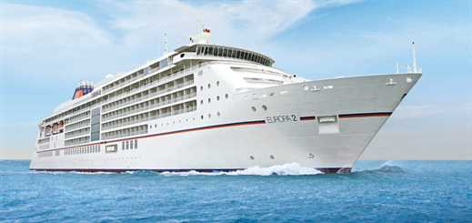 Europa 2 begins using cold ironing at Cruise Center Altona