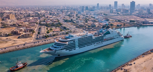 How Seabourn is discovering new possibilities