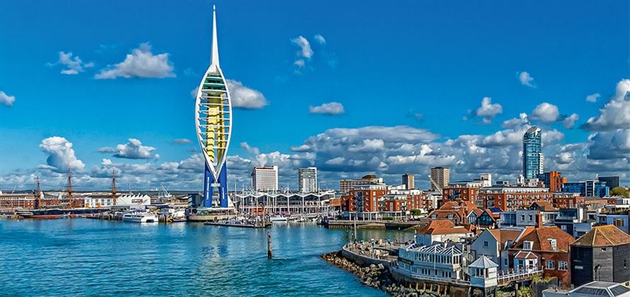 Portsmouth International Port invests in temperature scanner
