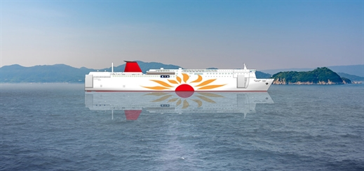 Wärtsilä to provide solutions for first Japanese LNG ferries