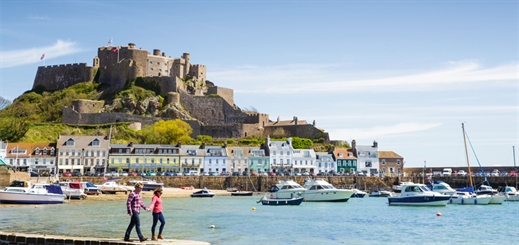 Why the island of Jersey is an ideal cruise destination