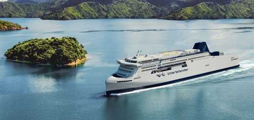 KiwiRail to procure new generation of Interislander ferries