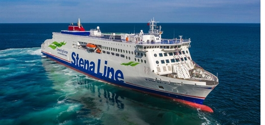Stena Line reduces CO2 emissions ahead of targets