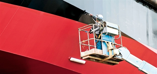 How zinc can help to protect ships from deterioration