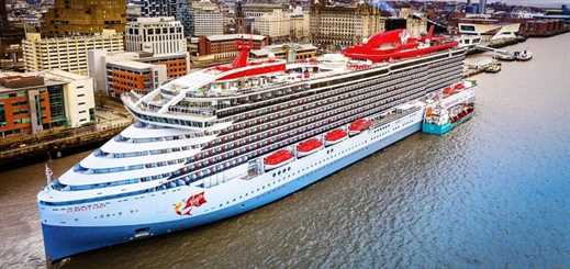 Virgin Voyages outlines health and well-being strategy