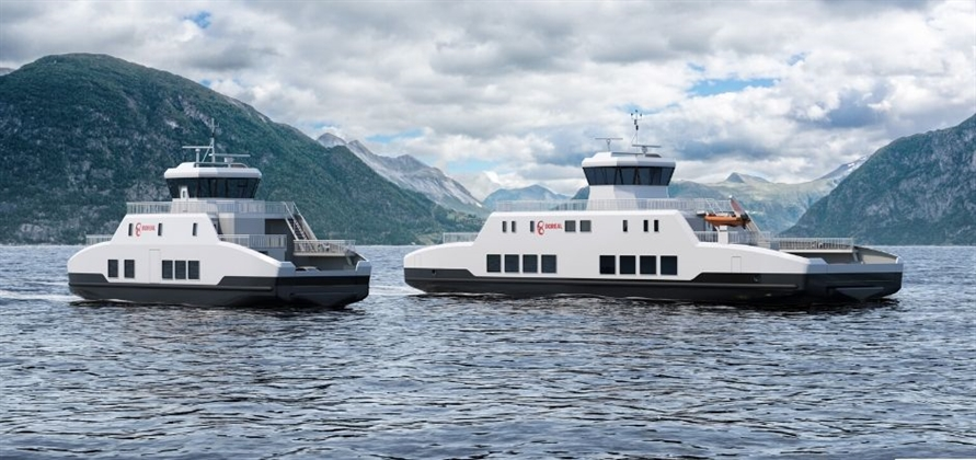 Wärtsilä to design and equip battery-powered ferries