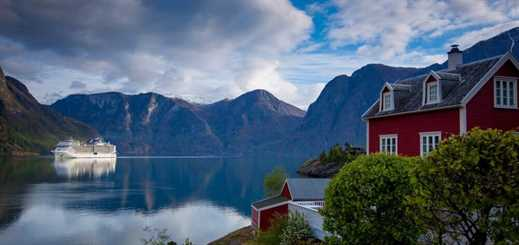 The Port of Flåm to build onshore power supply for cruise ships