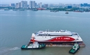 Austal launches first vessel at Vietnam shipyard