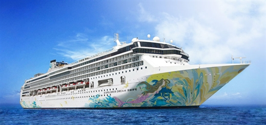 Explorer Dream receives infection prevention certification