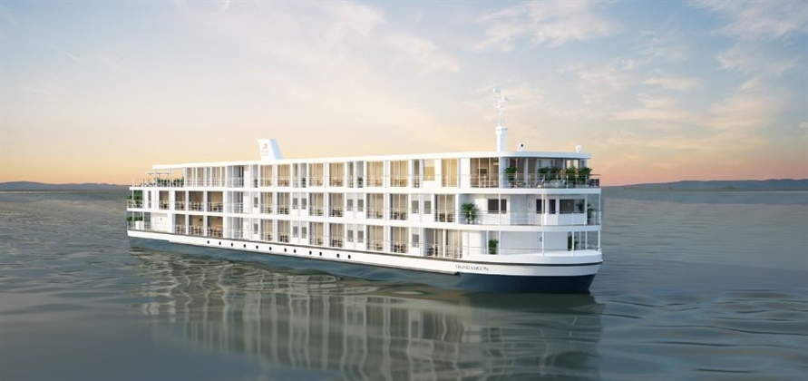 Viking Saigon to debut on Mekong River in August 2021