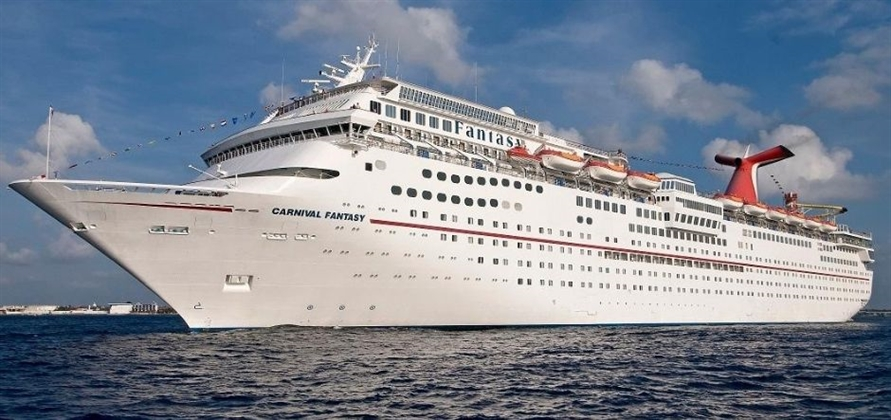 Carnival Corporation delivers retired ships for recycling in Turkey