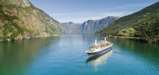 Fred. Olsen Cruise Lines to replace older vessels with Bolette and Borealis