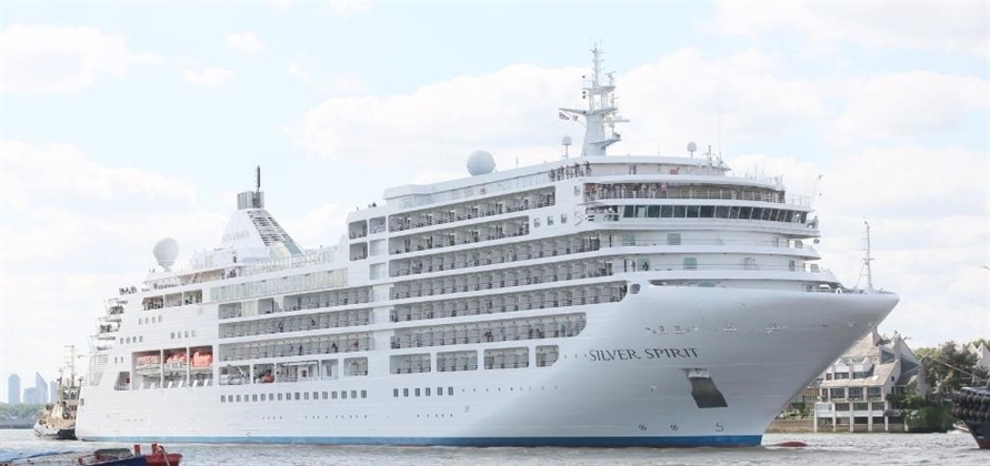 Silversea's Silver Spirit receives CIP-M certification from DNV GL