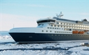 Knud E. Hansen designs ice-breaking cruise vessel