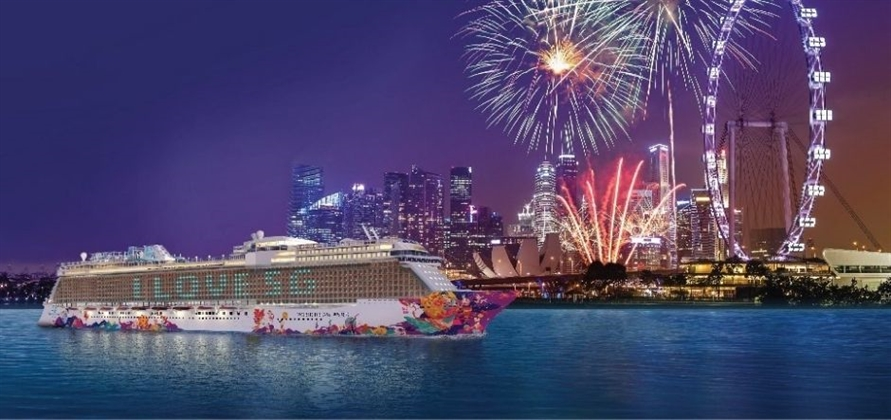 Dream Cruises becomes first cruise line to restart service in Singapore