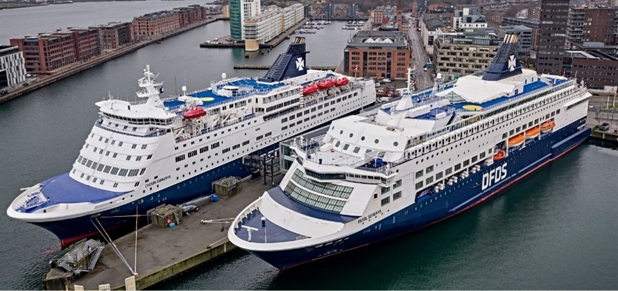 DFDS seeks to reduce emissions with new performance platform