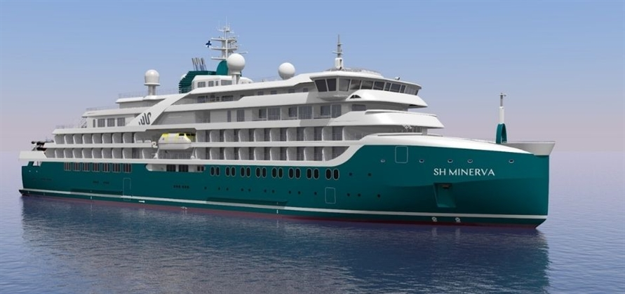 Almaco to design cabins and crew public areas for Swan Hellenic vessels