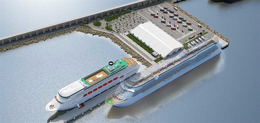 Building for the future at the Port of Tarragona