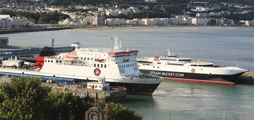 A remarkable anniversary for the Isle of Man Steam Packet Company