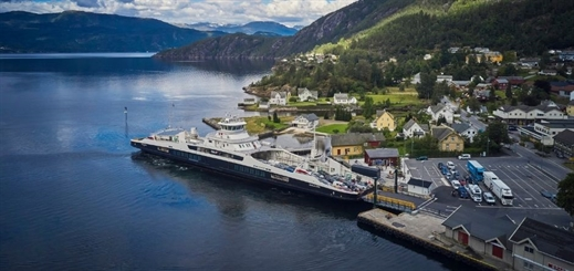 Skyss electrifies 20 ferries in Western Norway