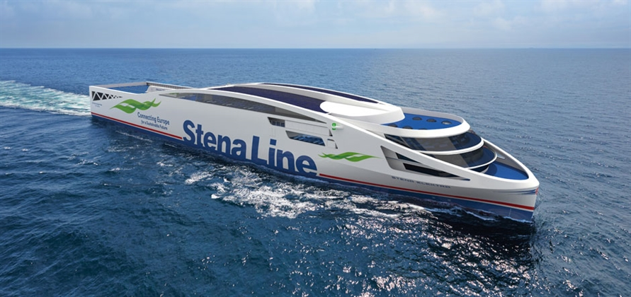 How Stena Line is powering a sustainability agenda