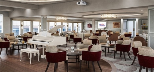 Studio DADO to design interiors for new American Cruise Lines riverboats