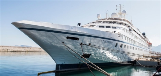 Fincantieri completes project to lengthen Star Breeze