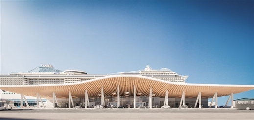Port of Southampton to build fifth cruise terminal