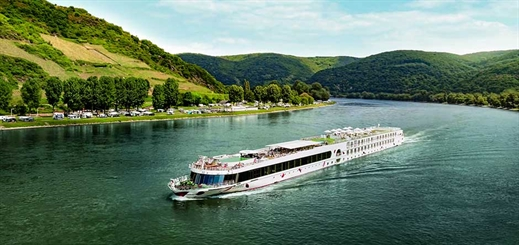 Taking to the river with A-ROSA River Cruises
