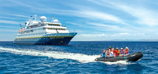 Why Lindblad Expeditions is a pioneering explorer