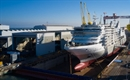 Silver Dawn floated out by Fincantieri at Ancona shipyard