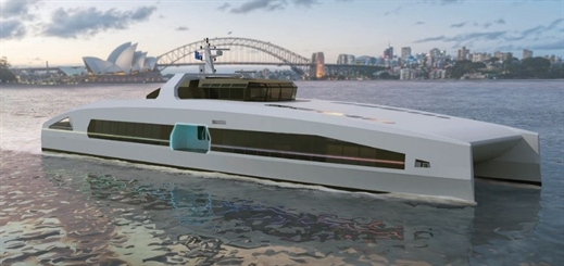 Austal launches new series of electric-powered ferries