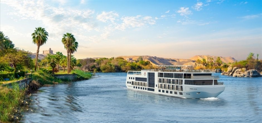 Viking to launch new Egyptian river cruise ship in 2022