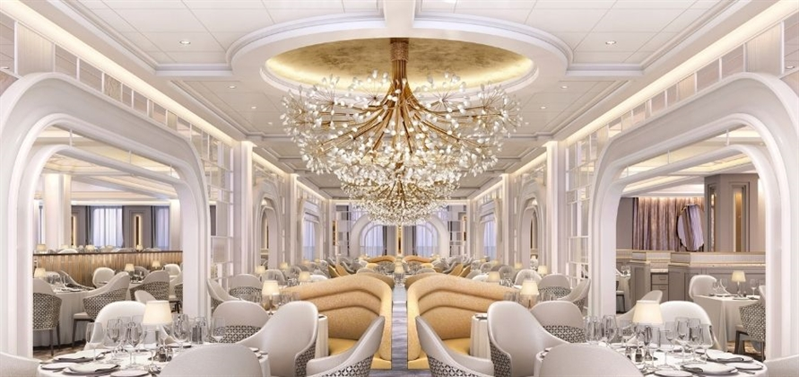 Oceania Cruises to name new ship Vista when she debuts in 2023