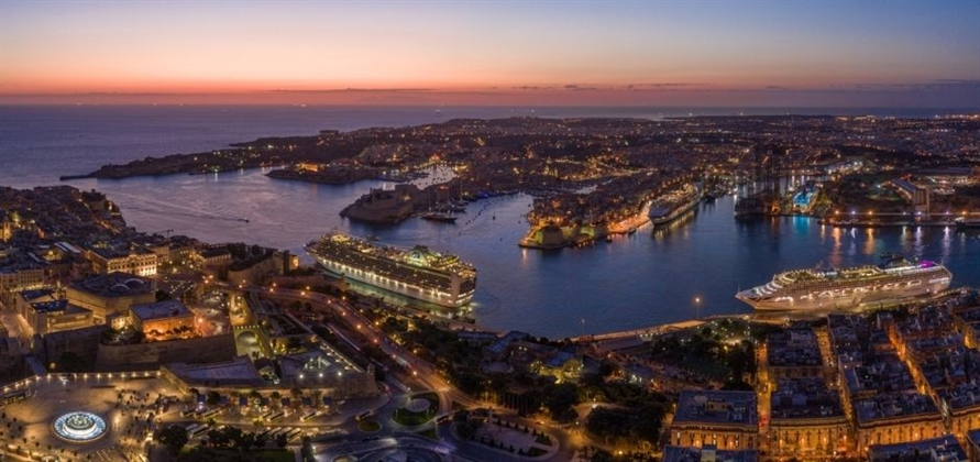 Malta approves safety guidelines for continuation of cruising