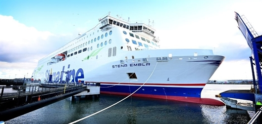 Stena Line to reduce carbon emissions by 30 per cent by 2030