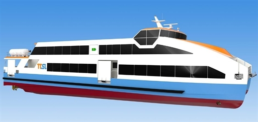 ABB to supply power solution for 10 electric Lisbon ferries