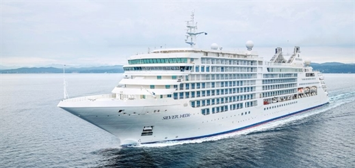 Silversea to require vaccinations for future sailings