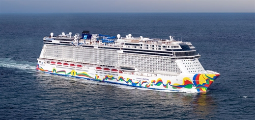 Norwegian Cruise Line is plotting a course to recovery