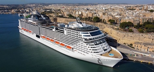 MSC Cruises announces new and updated summer itineraries