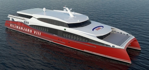 Incat Crowther to design catamaran for Azam Marine
