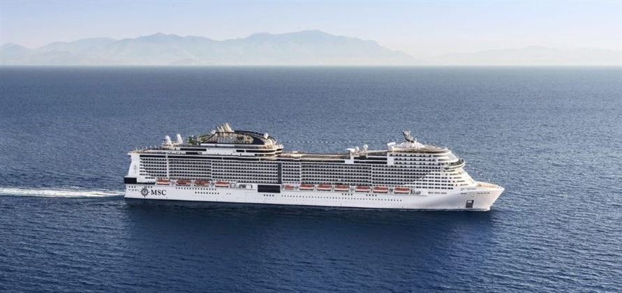Almaco outfits onboard spaces for MSC Virtuosa